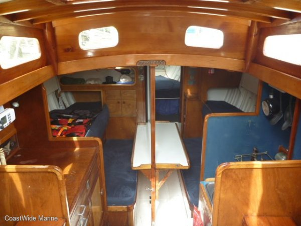 Max Creese 39ft Classic Timber Yacht Custom