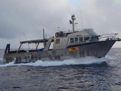 Alloy Fishing Vessel