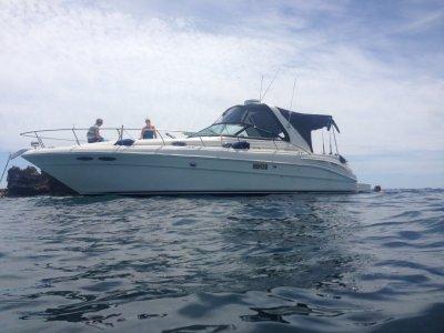 Sea Ray 340 Sundancer Big $$ spent on the motors, turn key ready to go!