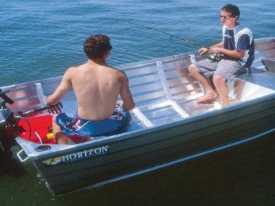 Stessl 375 Horizon Angler