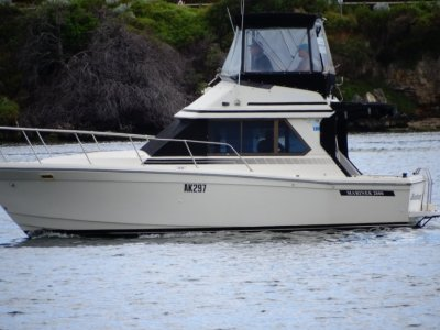 Mariner 28 Flybridge FLYBRIDGE CRUISER. MAKE AN OFFER OWNER WANTS SOLD!