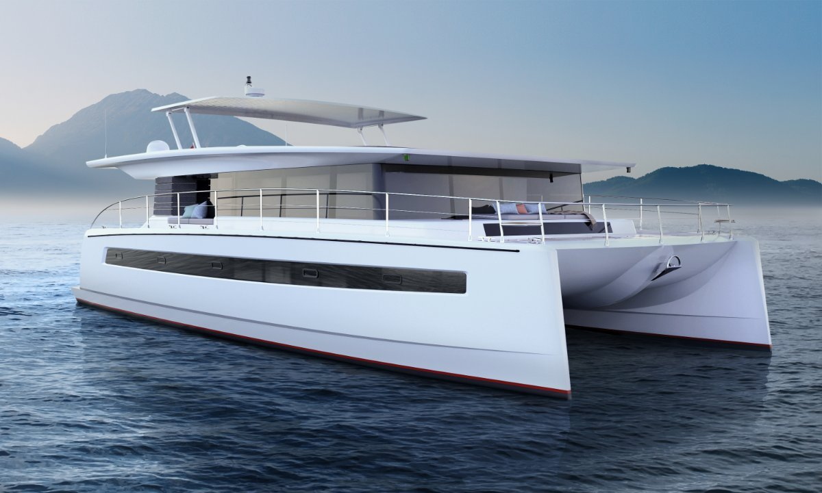 Silent Yachts Silent 60