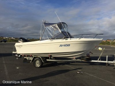 Fraser 520 Runabout EXCELLENT CONDITION!!