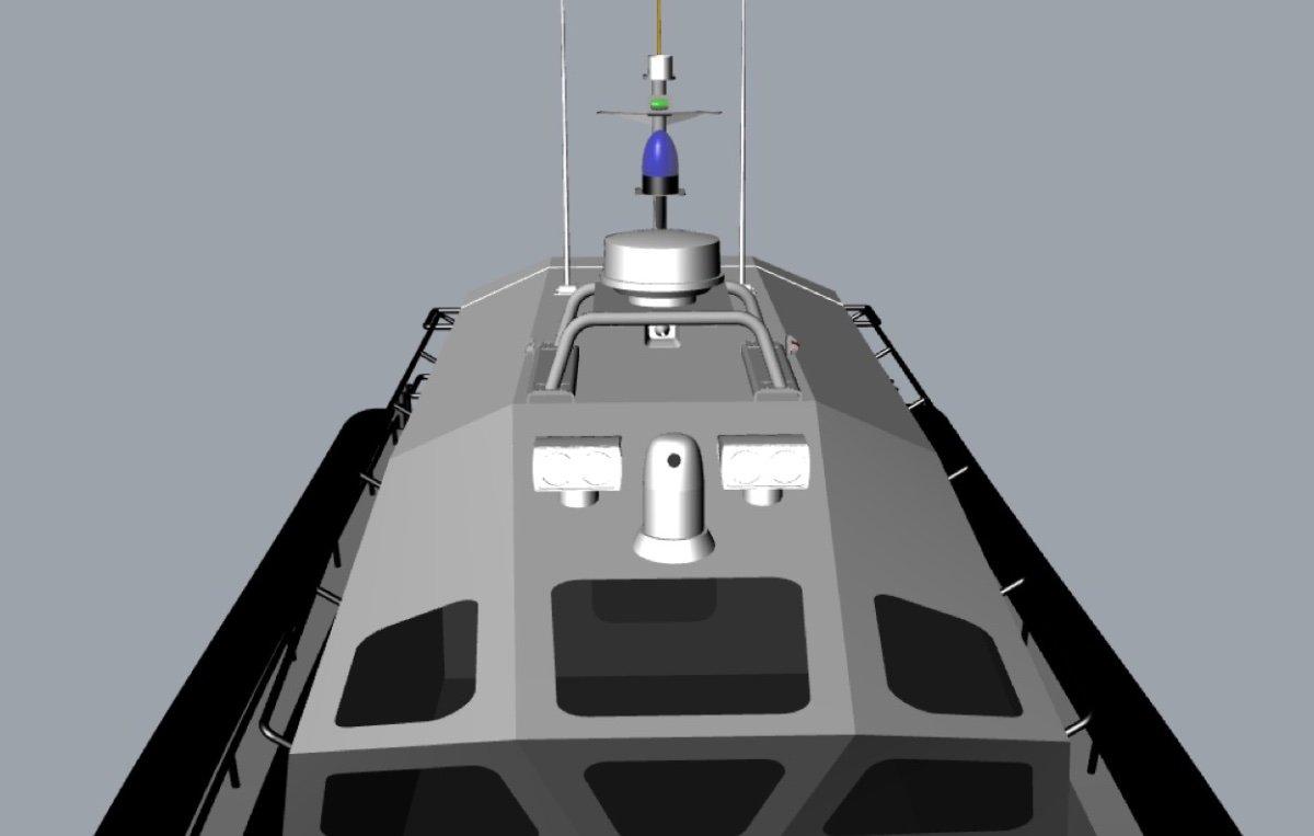 13.8m Pilot Boat
