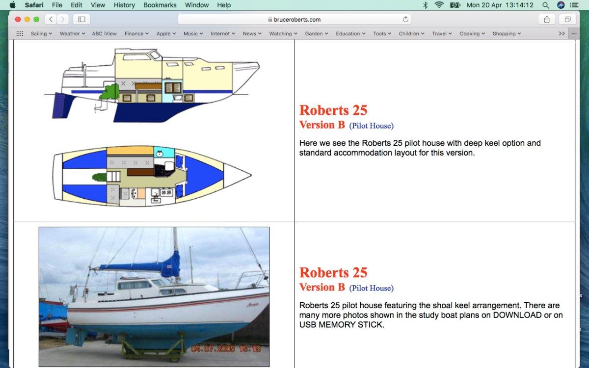 Roberts 25 Version B Pilot House