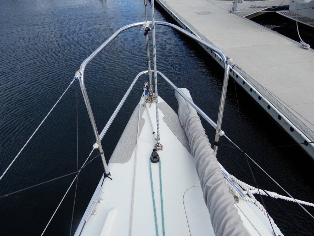 Bakewell-White Z39 EXCEPTIONAL RACER/CRUISER COMPETITIVE GREAT LAYOUT