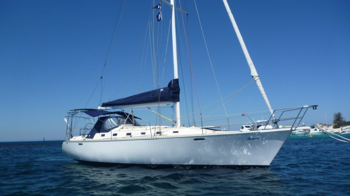 Farr Phase 4 Live Aboard Cruising Yacht