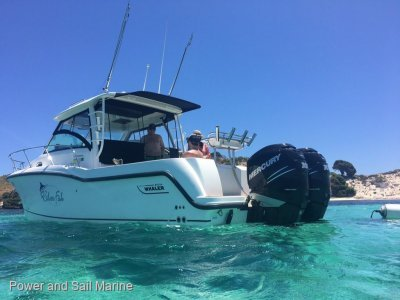 Boston Whaler 315 Conquest- Click for more info...