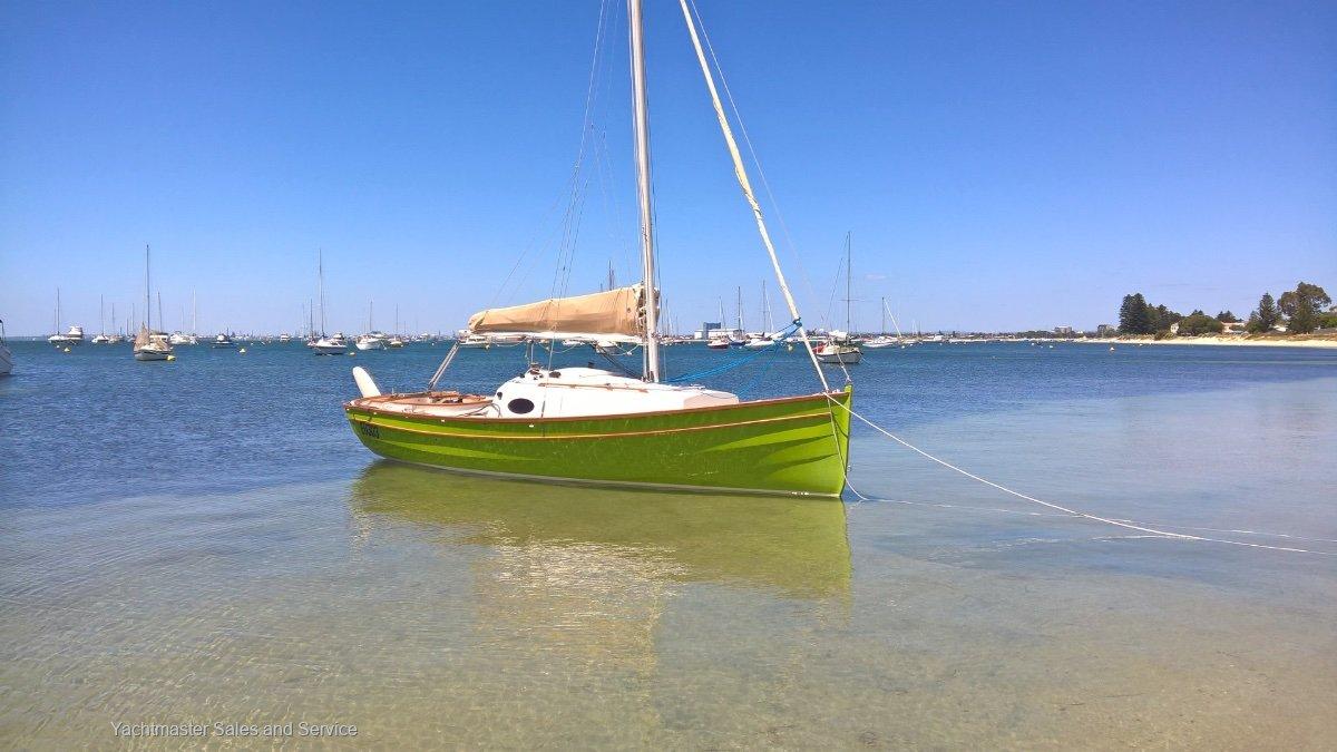 Bay Cruiser 23 Swallow Yachts UK design Built in Tasmania