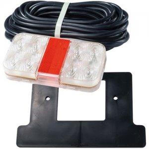 ARK PRE WIRED 9.5MTR LED TRAILER LIGHT SET - $ 89.00 GREAT VALUE
