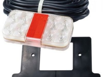ARK PRE WIRED 9.5MTR LED TRAILER LIGHT SET - $ 80.00 GREAT VALUE