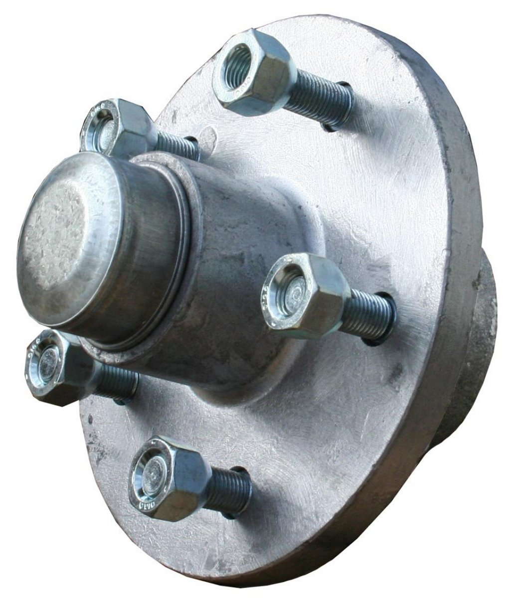 SPARE BEARING AND HUB - HUB IN A TUB - $ 70.00