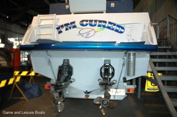 Cairns Custom Craft 8000 Mini Game - 2006 MY