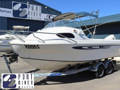 Classic Craft 5500sf | Port River Marine Services