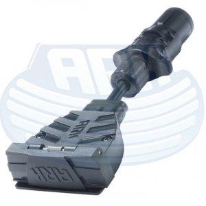 ARK TRAILER ADAPTOR - QUALTY BRASS TERMINALS - ONLY $ 22.00