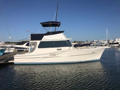 Masters 34 Flybridge Suit Grand Banks / Clipper / Mainship buyers