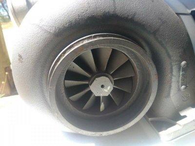 Detroit 12V92TTA Twin Turbos