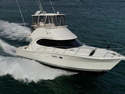 Riviera 38 Open Flybridge ***** Late model & low hours *****