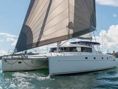 Fountaine Pajot Belize 43 In MNZ Commerical Survey