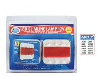 ARK LED SLIMLINE LAMP MULTIFIT LIGHT SET - $ 74.00