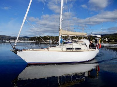 Sparkman & Stephens Defiance 30 STUNNING VESSEL IN IMMACULATE CONDITION THROUGHOUT