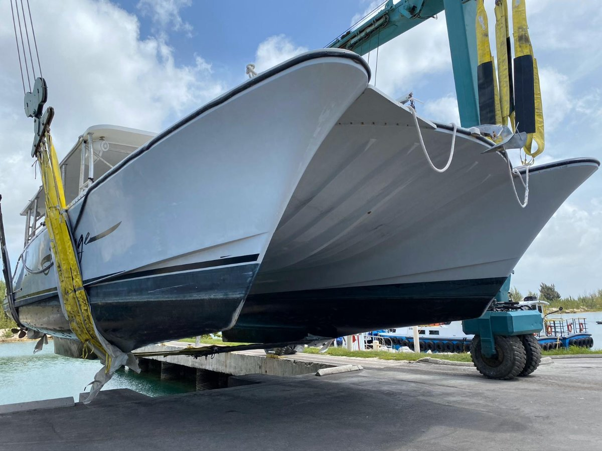 Cooper Marine 63ft commercial charter catamaran