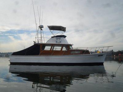Millkraft Classic Timber Cruiser Gamefishing