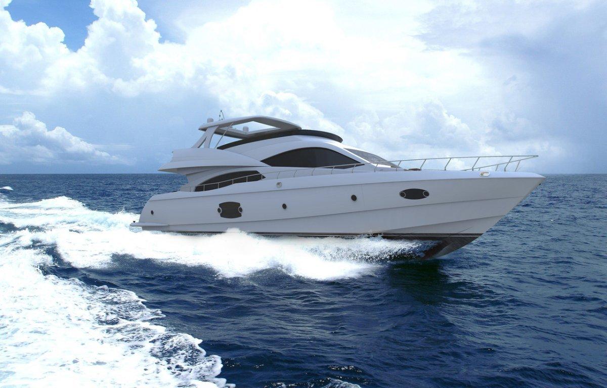 77ft Luxury Motor Yacht