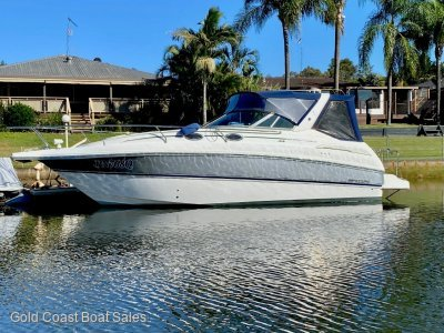 Mustang 3200LE Sportscruiser with air & generator