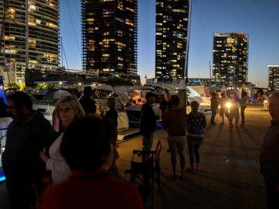 Yarra's Edge Marina Melbourne