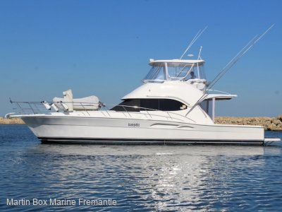 Riviera 42 Flybridge Extended to 45'