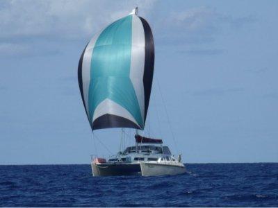 Simpson 43 Sailing