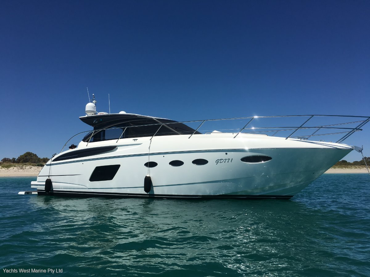 """Princess V48 """"Be the ENVY of your Friends"""":PRINCESS V48 by YACHTS WEST MARINE"""