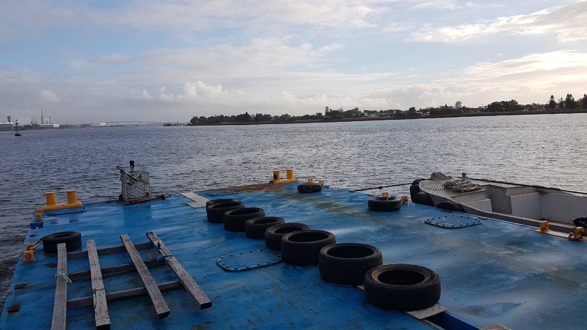 Custom Modular Dumb Barge for Hire