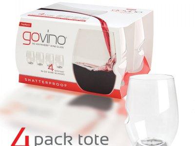 GOVINO shatterproof drinking glasses