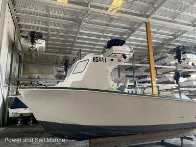 Fraser 27 Fraser ex-cray boat with brand new yanmar 50hrs!!