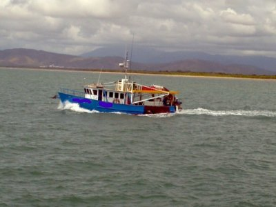 13.7M STEEL FISHING VESSEL WITH LIVE HOLD