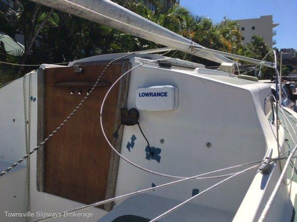 Boomerang Trailer Sailer