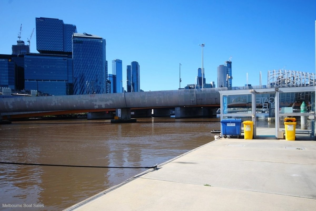 14m Berth Available at Yarra's Edge Marina
