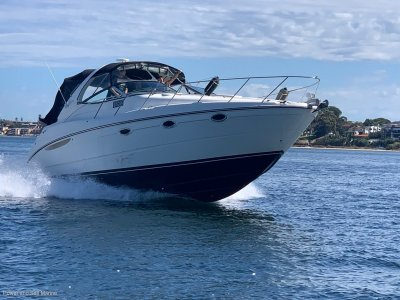 Maxum 3700 Scr Brand new manifolds and risers fitted in May