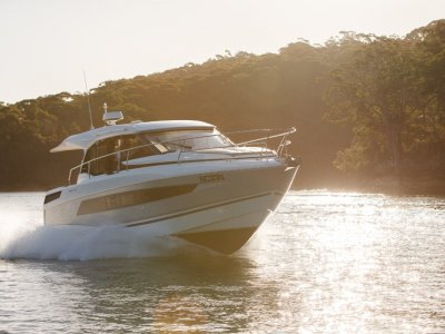 Jeanneau NC 33 | The NSW Jeanneau Dealership - MWMarine