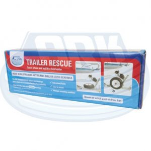 ARK TRAILER RESCUE / SPARE WHEEL AND HUB CARRIER - ONLY $ 59.00 SUIT FORD