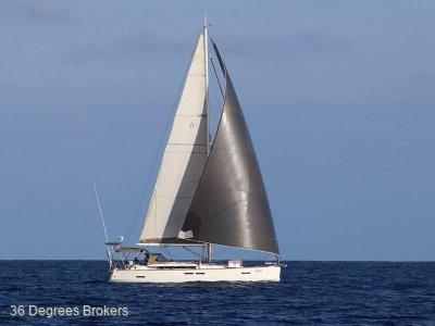 Jeanneau Sun Odyssey 439 Performance