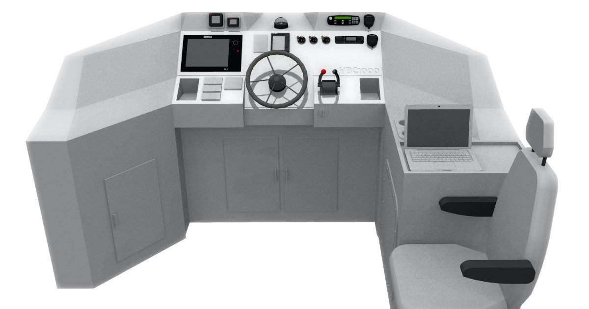 10.5m Ambulance Boat
