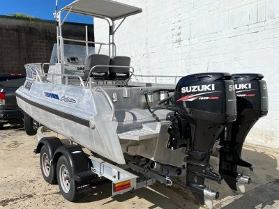 Ocean Cylinder 5450 Centre console in 2C Survey