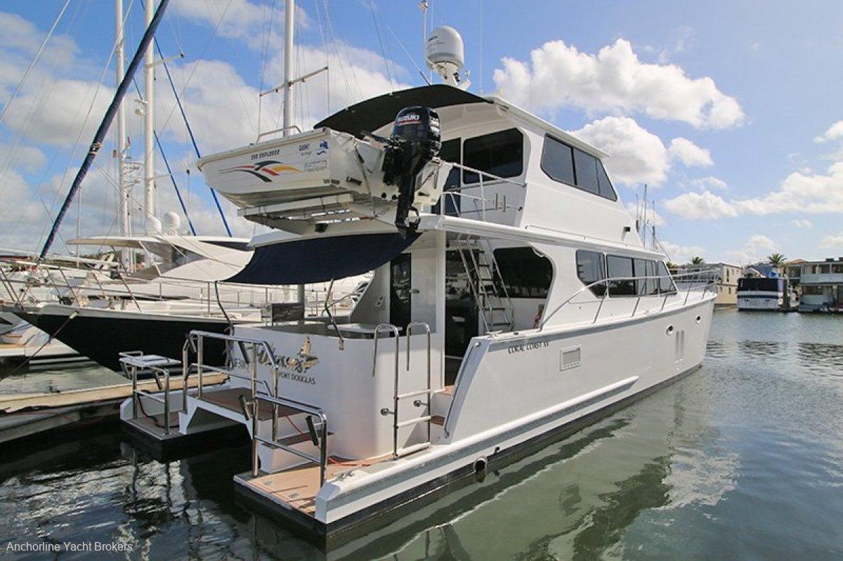 Coral Coast Power Catamaran