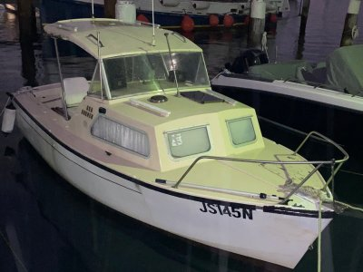 Kingston 580 Kingston 580 cabin cruiser