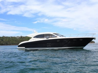 Maritimo C60 Cabriolet - Sports Yacht