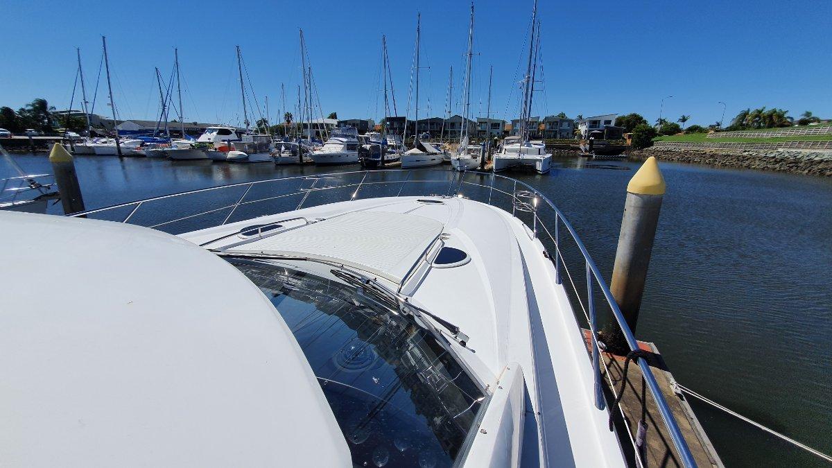 Sunseeker Portofino 53 Sports Yacht