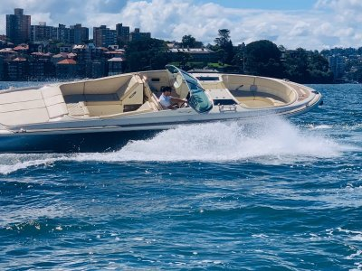 Chris Craft Launch 32 Now termed the Launch 34 Bowrider